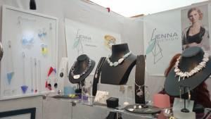 Edinburgh Festival Genna Design Stand