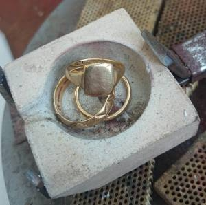 Revamp Work In Progress Original Rings