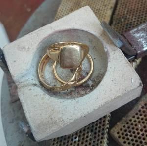 Revamp Work In Progress Original Rings
