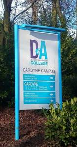 Dundee And Angus College Gradyne Campus