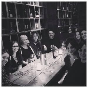 Morag Macpherson, Niki Fulton, Olive Pearson,Ellie Hodesdon, Myer Halliday And Scarlett Cohen French