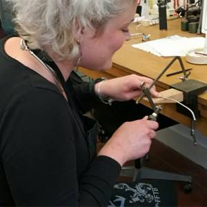 Group Ring Making Class Dundee